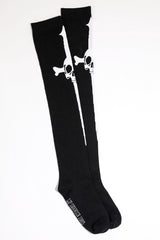 Dagger Thigh High Socks-Accessories-Lip Service