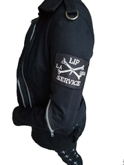 Lip Service Cross Bones Patch-Accessories-Lip Service