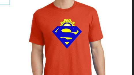 "Sunriser ""SUPERMAN"" Tee Shirt"