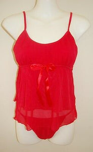 Clothing,  Lingerie, Sleepwear Ladies Women S 8-10 (Red)