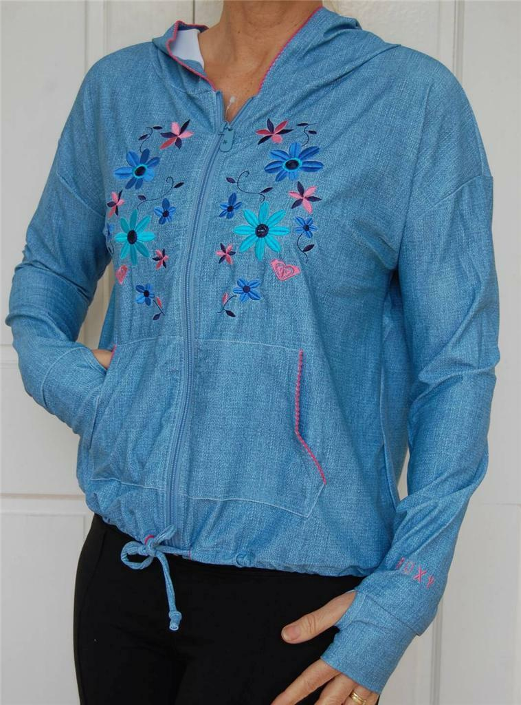Clothing, Accessories, Jackets, Jerseys Ladies Women (Light Blue)