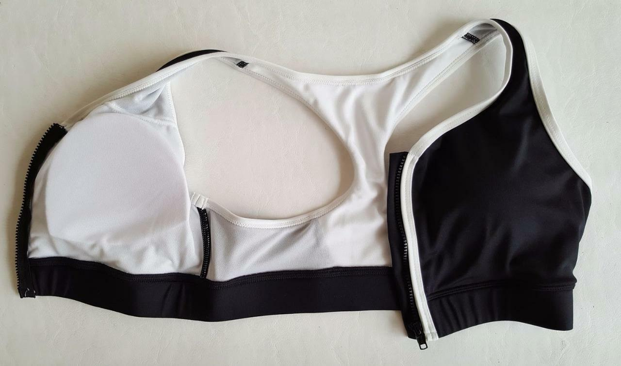 Sporting, Clothing, Women Ladies (Black & White Stripe)
