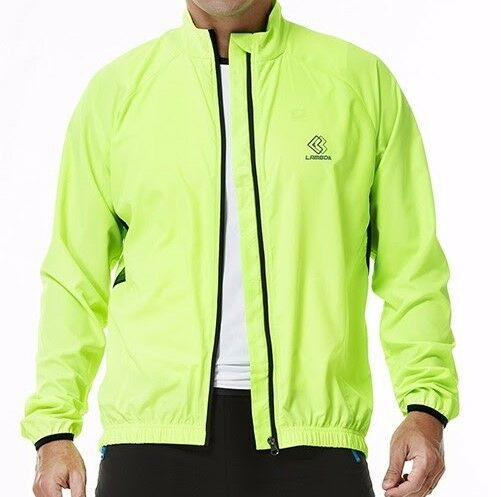 Sporting Clothing Cycling Bicycle Accessories Cycling Jacket Unisex (Fluro)