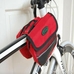 MTB Bike front tube bag