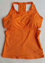 Womens Sports Clothing,long sleeve (Orange or Black)#94