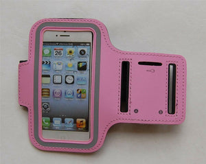 Sporting Accessories Armband Case iPhone 5 (Red, Black, Blue, Green, White, Pink)