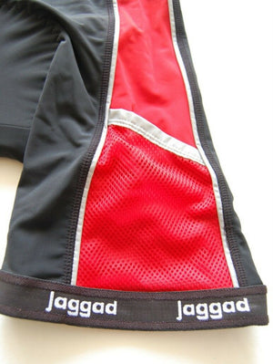 Unisex Pants Knicks Shorts (Red & Black)