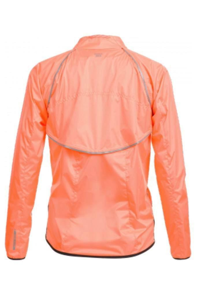 Women's fitness jacket (windproof & water resistant)