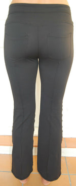 Sport, Clothing Long Pants Ladies Women (Black) #BL3