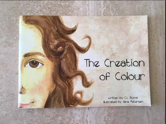 Children's Book - The Creation of Colour