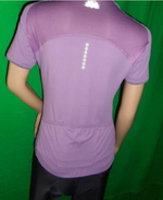 Sport, Clothing Jersey Ladies Women (White & Mauve)