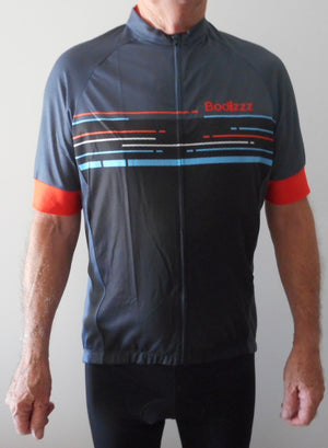 Sport, Clothing  Jersey Unisex (Grey  multicoloured)