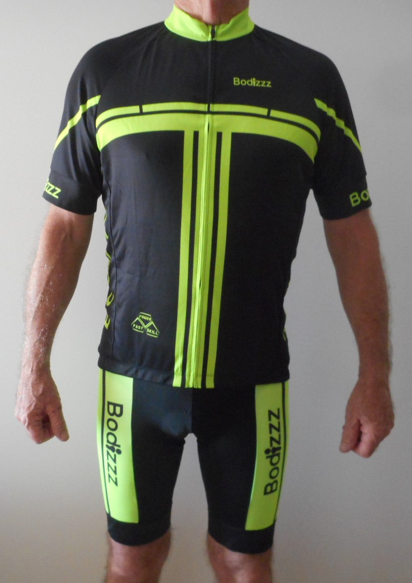 Sport, Clothing  Jersey/Pants Kit Mens (Green &  Black)