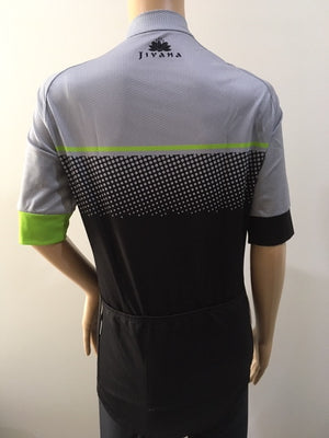 Sport, Clothing  Jersey Unisex (Grey/Black/Green)