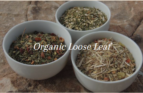 Taproot Adaptogen Tea loose leaf