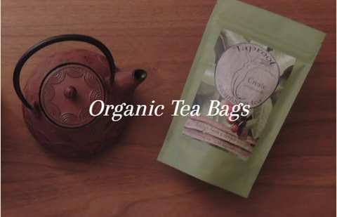 Taproot Adaptogen Tea teabag