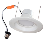 "ELITE SERIES - 6"" 20W LED DOWN LIGHT"