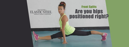Front Splits: Are Your Hips Positioned Right?