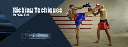 Kicking Techniques for Muay Thai