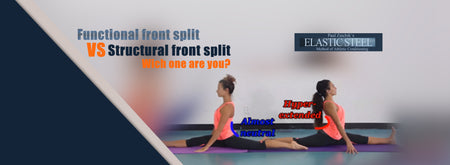 Functional Front Split vs Structural Front Split. Which one are you?