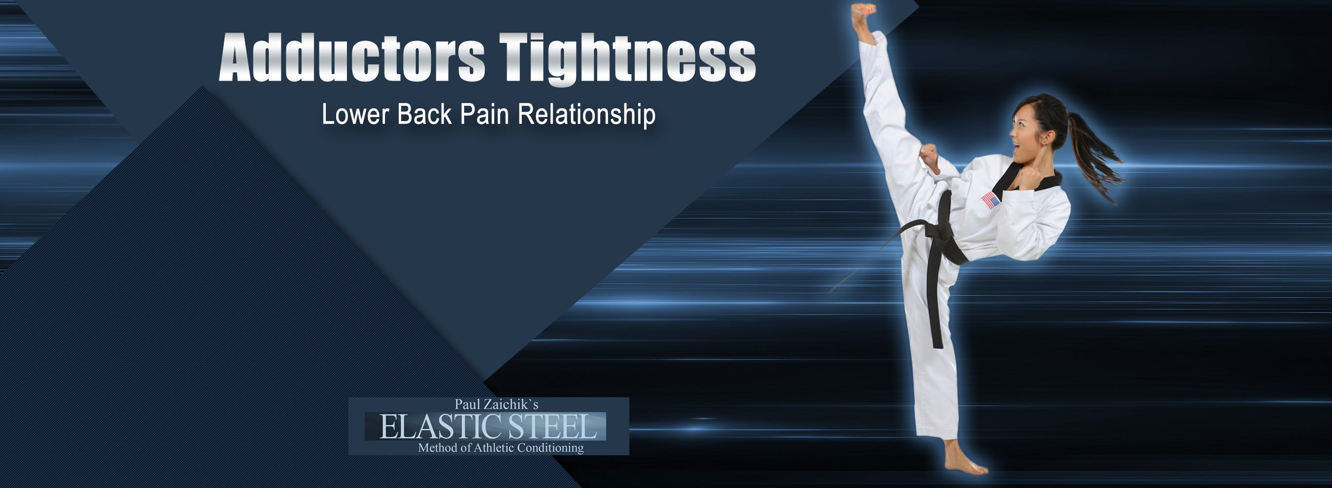 Adductors Tightness - Lower Back Pain Relationship