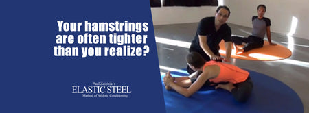 Your Hamstrings Are Often Tighter Than You Realize
