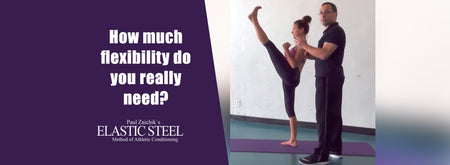 Test How Much Flexibility Do You REALLY NEED? Do the test!