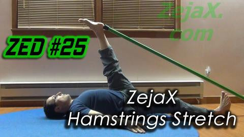 ZED #25 - ZejaX Hamstrings Stretch