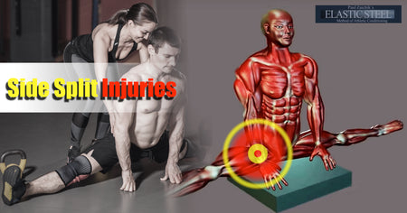 Straddle (Side Split) Muscle and Joint Injuries