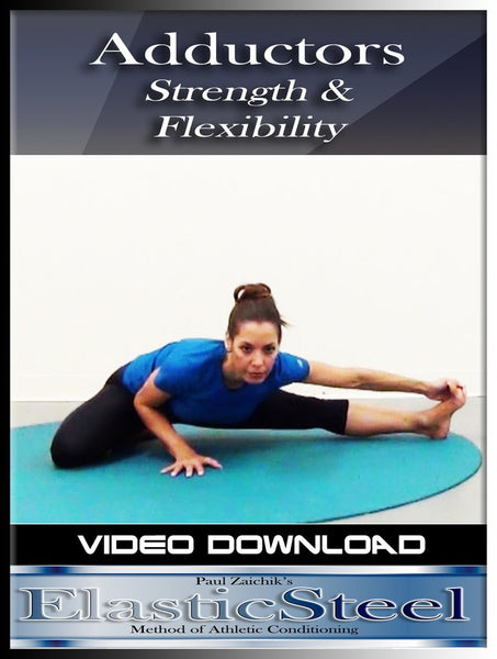 Adductors Flexibility & Strength Training