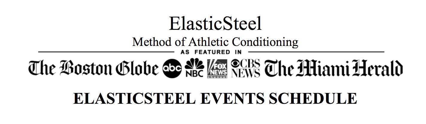 elasticsteel workshop