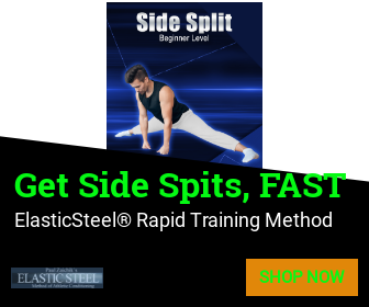 side splits straddle stretching anatomy — elasticsteel