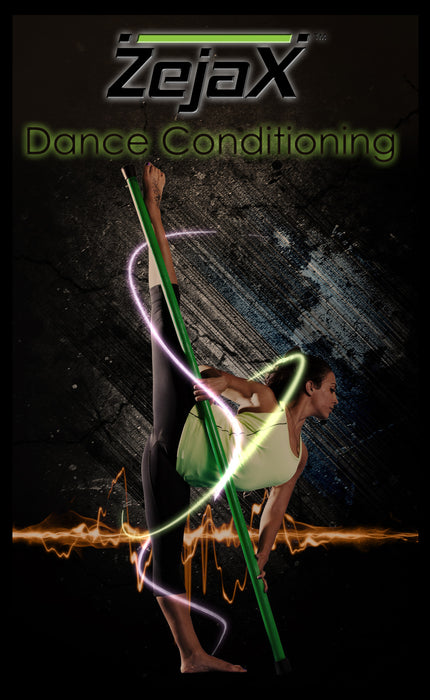 Zejax Dance Conditioning Strength and Flexibility