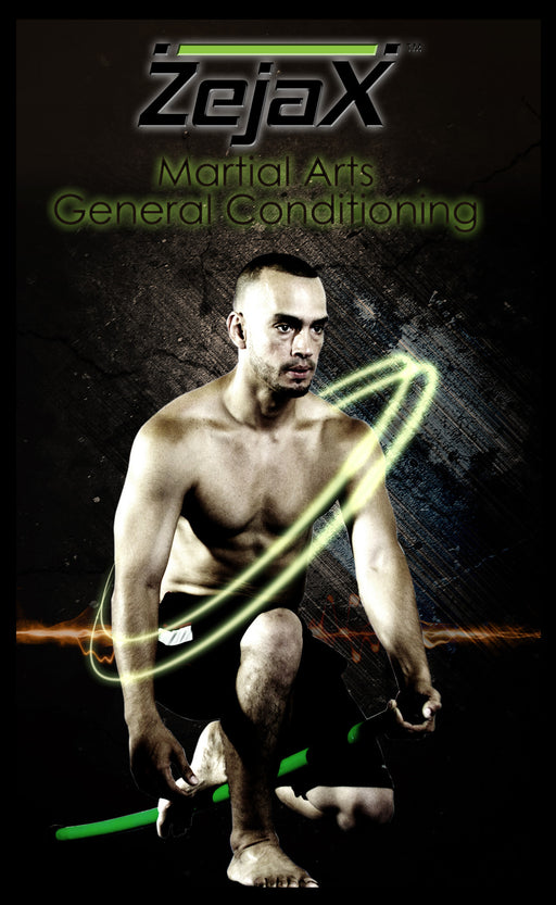 Zejax General Conditioning For Martial Arts