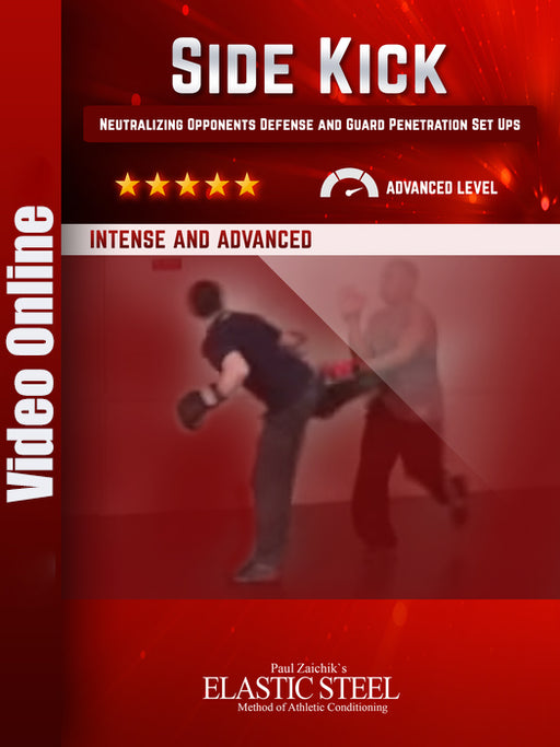 Side Kick: Neutralizing Opponents Defense and Guard Penetration Set Ups