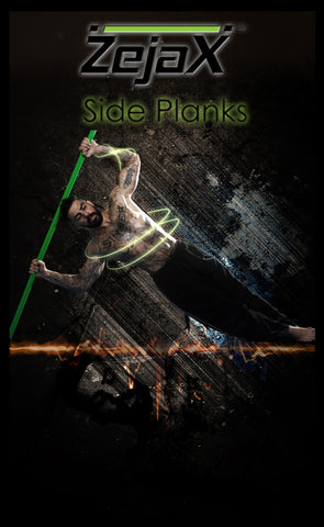 Zejax Side Planks