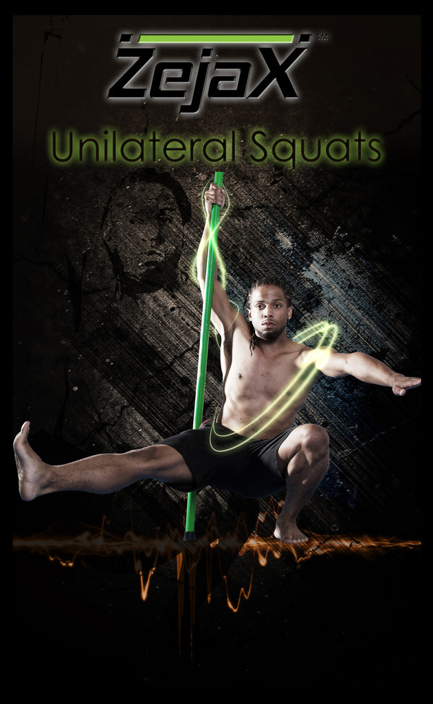 Zejax Unilateral Squat (ZUS) DVD