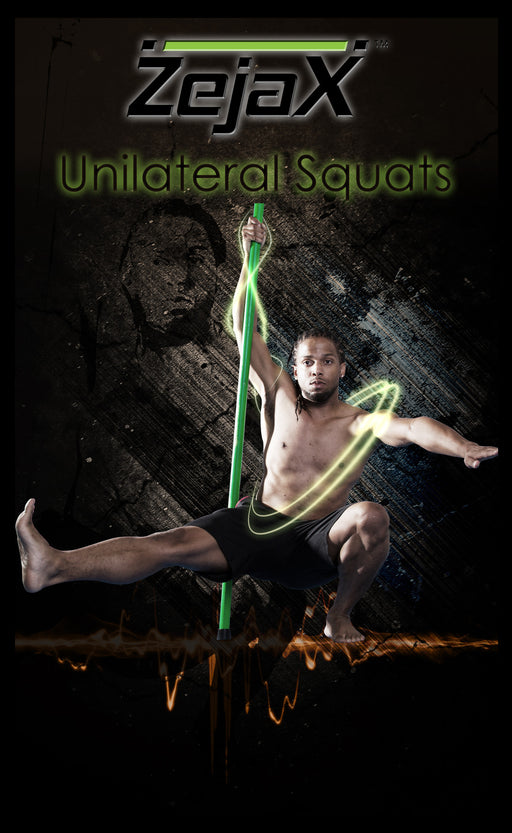 Zejax Unilateral Squat (ZUS)