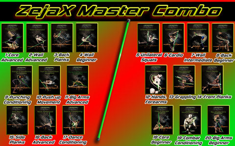 ZejaX All Inclusive Discount Bundle - ZejaX Master Combo