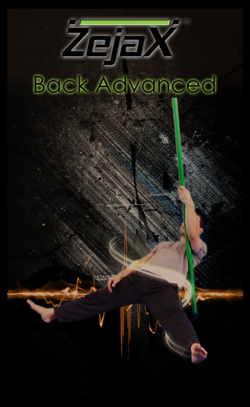 Zejax Big & Strong Back  Advanced Level