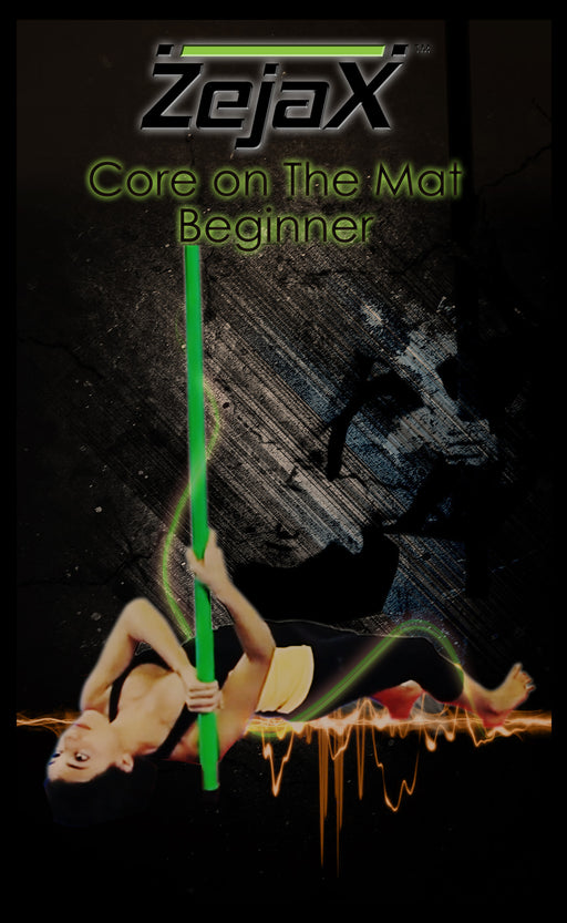 Zejax Beginner Core Exercises - On the Mat
