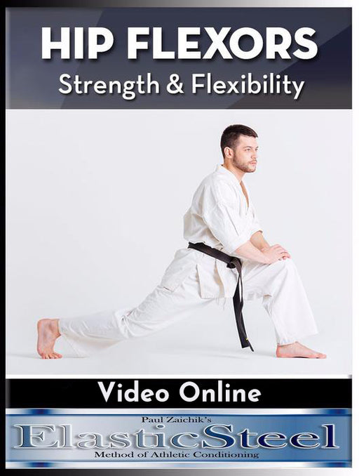 Hip Flexors Strength and Flexibility Basic Level