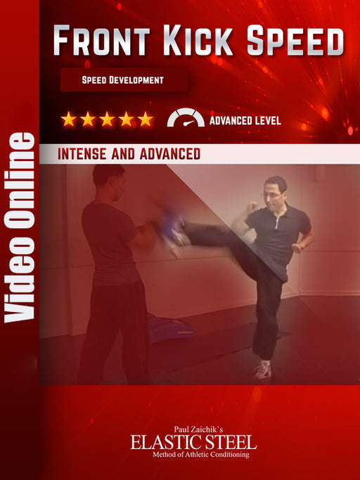 Front Kick: Speed Development