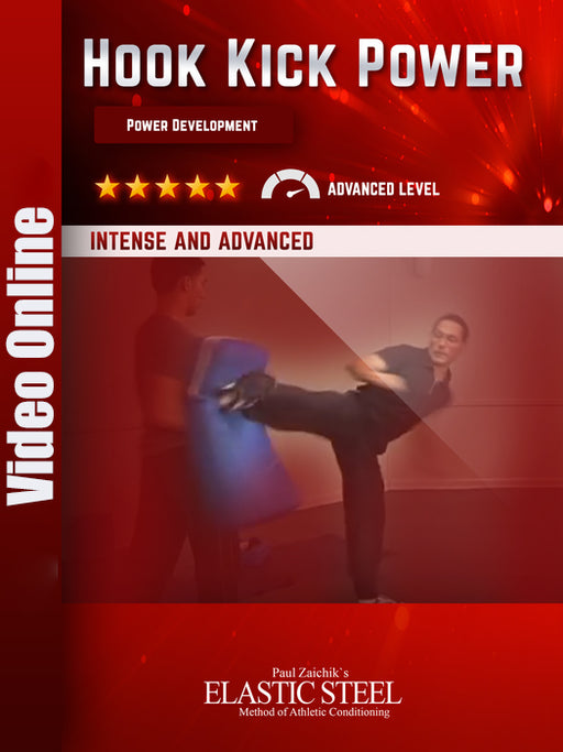 Hook Kick: Power Development