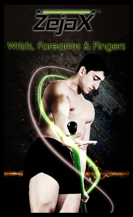 Zejax Wrist, Forearm and Fingers Program