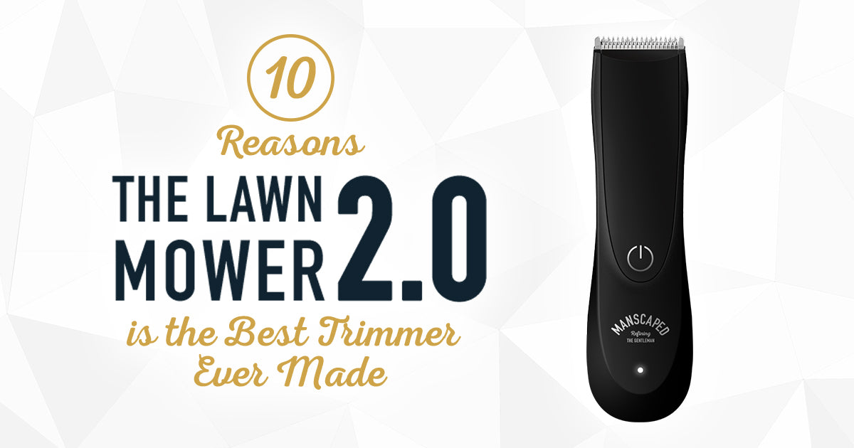 10 Reasons The Lawn Mower 2.0 Is the Best Trimmer Ever Made