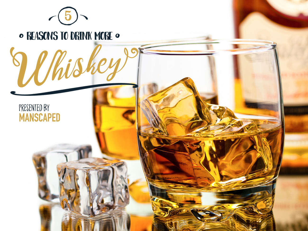 5 Reasons Why You Should Be Drinking More Whiskey
