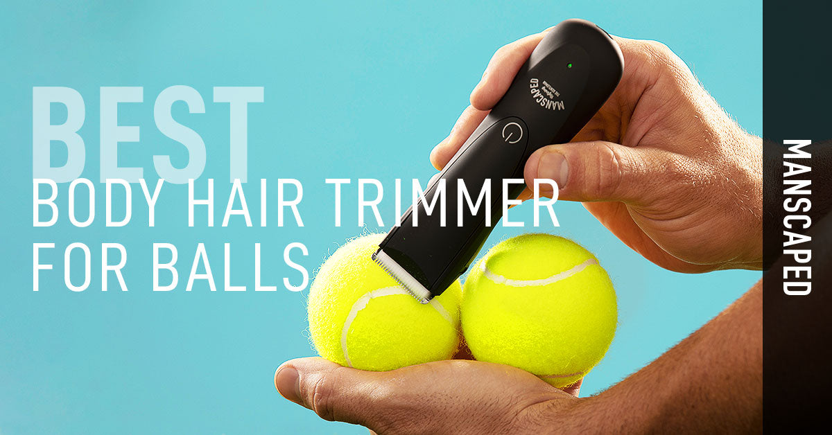 Best Body Hair Trimmer for Balls