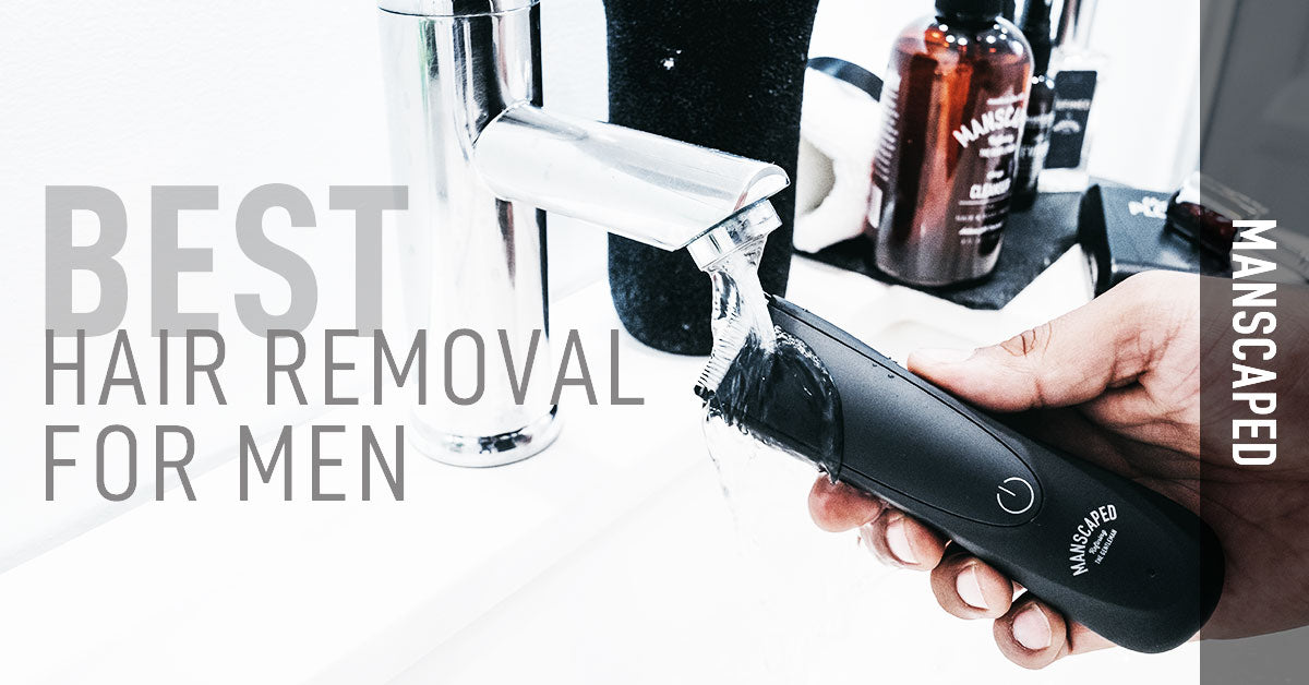 Best Hair Removal for Men