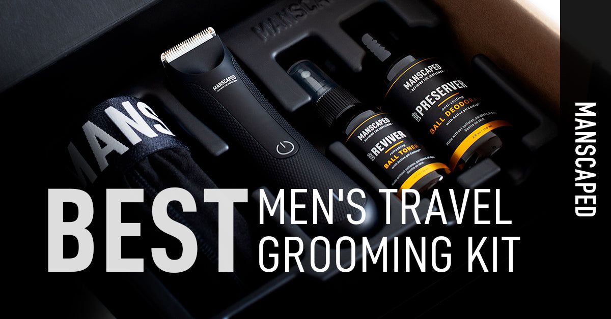 Best Men's Travel Grooming Kit